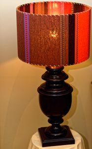 Lampe en Bois Massif LMA011
