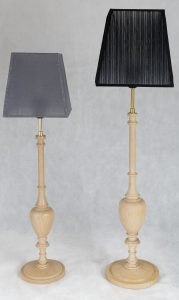 Lampe en Bois Massif LMA005