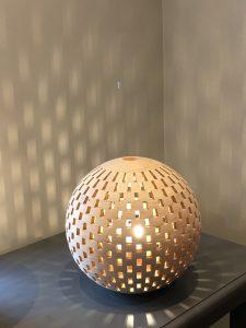 Lampe Segmenté Ajouré LSA003