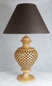 Lampe Segmenté Ajouré LSA005