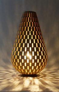 Lampe Segmenté Ajouré LSA009